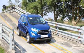 Tháng 10: Ford Việt Nam tăng trưởng mạnh