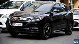 Giá cao nhất, Honda HR-V vẫn bán chạy nhất phân khúc