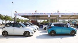 Gần 100 xe Suzuki Swift được chăm sóc miễn phí tại TP.HCM