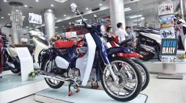 Honda Super Cub C125 2018 giá 85 triệu đã có mặt tại đại lý