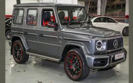Mercedes-AMG G63 2019 chốt giá 349.265 USD tại ĐNÁ