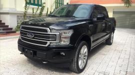 Ford F-150 Limited 2018 giá hơn 4,5 tỷ thứ 2 về Việt Nam