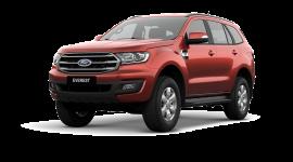 Ford Everest 2018 số sàn chốt giá 999 triệu đồng