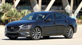 Đánh giá Mazda6 Signature 2018: Tốt hơn, mạnh mẽ hơn