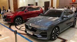 Ảnh nóng SUV VinFast SA2.0 tại Việt Nam, ra mắt ngày 20/11