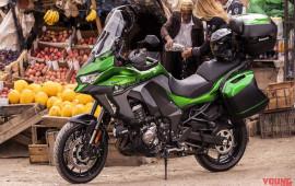 Kawasaki Versys 1000 2019: Nhiều đồ chơi và ngầu hơn