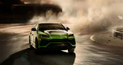 Lamborghini trình làng siêu SUV Urus ST-X Concept