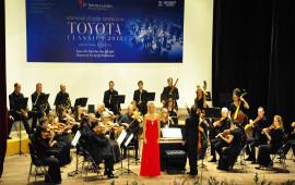 Toyota VN tổ chức thành công Đêm nhạc cổ điển tại Sài Gòn