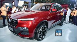 Chi tiết SUV VinFast Lux SA 2.0 giá 1,136 tỷ đồng vừa ra mắt