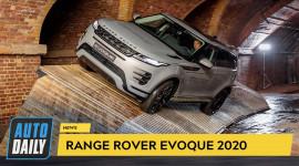"""Range Rover Evoque 2020 lộ diện: """"Tiểu"""" Velar chinh phục thử thách"""