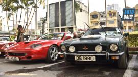 Ferrari 550 Maranello và 7 siêu xe cổ khác ghé thăm Việt Nam (P2)