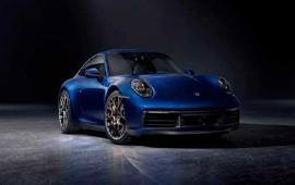 Rò rỉ ảnh Porsche 911 2020 trước ngày ra mắt