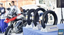 Ra mắt lốp Michelin Road 5 cho xe mô tô phân khối lớn tại VN