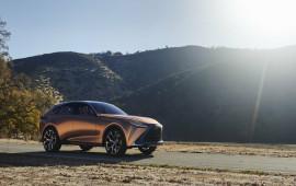 Lexus có thể trình làng siêu SUV mới, quyết đấu với Lamborghini Urus