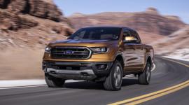 Ford Ranger 2019 tiết kiệm nhiên liệu hàng đầu phân khúc