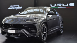 Lamborghini Urus ra mắt tại Thái Lan, giá từ 710.000 USD
