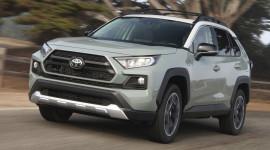 Toyota RAV4 2019: Chiếc crossover khiến nhiều người thèm khát