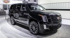 Chi tiết Khủng long Mỹ Cadillac Escalade Sport Edition vừa ra mắt