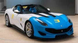 Ferrari ra mắt siêu phẩm mui trần độc nhất vô nhị