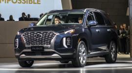 Chi tiết Hyundai Palisade hoàn toàn mới, đấu Ford Explorer