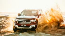 Cùng Ford Everest đến những nơi ẩn chứa tiềm năng vô hạn