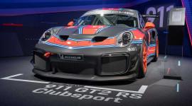 Trình làng phiên bản đường đua Porsche 911 GT2 RS Clubsport