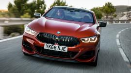 BMW 8-Series 2019 chốt giá từ 97.335 USD