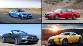 15 mẫu xe ế ẩm nhất năm 2018