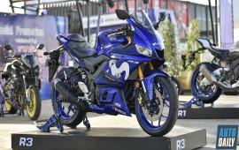 Ảnh thực tế Yamaha R3 2019 ABS sắp về Việt Nam
