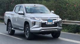 Mitsubishi Triton 2019 đã có mặt tại Việt Nam, sẵn sàng ra mắt