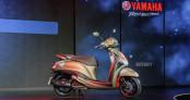 Chi tiết Yamaha Grande 2019 giá từ 45,5 triệu