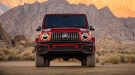Đánh giá Mercedes-AMG G63 2019: Chiến binh off-road bất bại