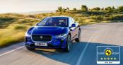 Jaguar I-PACE đạt tiêu chuẩn an toàn 5 sao