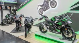 Kawasaki Ninja 400 ABS thêm màu mới ở VN, giá từ 159 triệu đồng