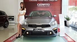 Kia Cerato 2019 trưng bày tại đại lý, lộ bảng giá cao nhất 675 triệu