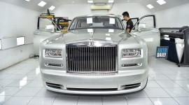Video: Khám phá Rolls-Royce Phantom Hadar độc nhất vừa về Việt Nam