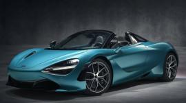 Siêu xe mui trần McLaren 720S Spider 2019 lộ diện