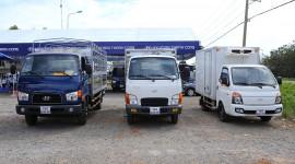 Trải nghiệm thú vị cùng xe tải Hyundai