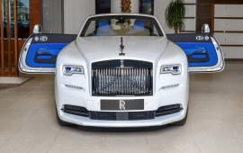 Rolls-Royce ra mắt Dawn Black Badge Trichromatic cực chất