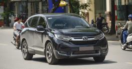 Honda CR-V 2019 tăng giá 10 triệu đồng tại Việt Nam