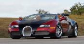 Giật mình trước chi phí thay thế linh kiện của Bugatti Veyron