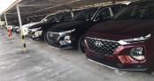 Hyundai Santa Fe 2019 sắp ra mắt, sẵn sàng bán trước Tết