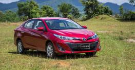 """Vios tiếp tục """"bá đạo"""", Toyota thắng lớn"""