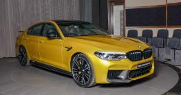 Diện kiến BMW M5 Competition 2019 trong màu sắc bắt mắt