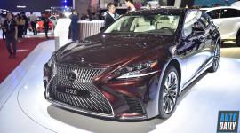 Lexus VN tăng trưởng ấn tượng sau giai đoạn ảm đạm