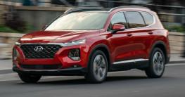 Sẽ không có Hyundai Santa Fe 2020 bản máy dầu tại Mỹ