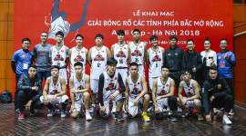 Audi Việt Nam đồng hành cùng giải bóng rổ các tỉnh phía Bắc mở rộng
