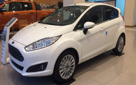 Ford Fiesta ngừng bán tại Việt Nam