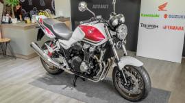 Ảnh chi tiết Honda CB1300 2019 và CB1300 SP 2019