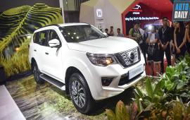 SUV 7 chỗ Nissan Terra 2018 sẽ được công bố giá vào ngày mai